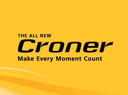 ABOUT CRONER